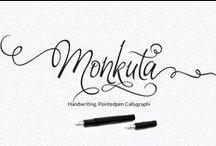 Typography / Typography, typo, typografie, lettering, handlettering