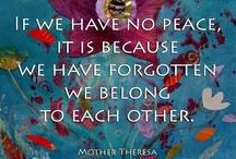 quotes to inspire / by Elizabeth Schultz