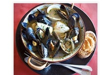 seafood / all about sea food / by agnusdei