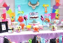 Birthday Party Ideas / With 7 kids, I'm always looking for new ideas for birthday parties. Themes, games, treats...I love creating memorable birthdays for my family. / by Dixie Canuso