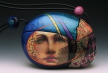 ceramic art (professional works) / Professional level ceramic art by various artists. / by Susan Joe