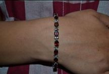 Gemstone Bracelets / It is your turn to be Glamorous with your choice of Gems!  Browse through Allurez Jewelers' gemstone bracelets to find the perfect one for you.  www.Allurez.com / by Allurez
