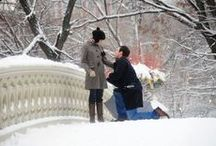 New York Proposal Ideas / If you are looking for some ideas on where or how to propose in New York, you are in the right place.  www.theheartbandits.com / by The Heart Bandits