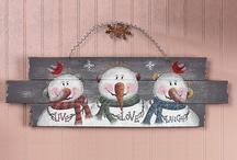 Christmas / by Amanda Allen