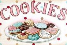 Cookies and Candies / Cookies are made of butter and love.  ~Norwegian Proverb   / by Judith Fisher