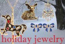 Holiday Jewelry / by Allurez