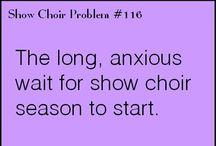 Show Choir stuff. / by Elizabeth Webb