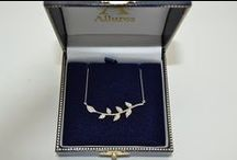 Nature Inspired Jewelry / Showcase your love for nature and animals to the world with our line of jewelry designs from nature. For more information, call us at 1-800-554-3509 or email us at service@allurez.com / by Allurez