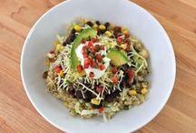 Quinoa / by Tara Hamilton