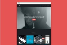 UI Flat And Minimal / Design Trends 2013 - Flat And Minimal! Nice and clean User Interfaces!