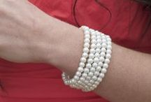 Pearl Bracelets / Our enticing south see cultured pearl and fresh water pearl bracelets are just the thing for pearl lovers to add to their pearl jewelry collection. For more information, call us at 1-800-554-3509 or email us at service@allurez.com / by Allurez
