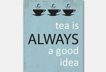 Tea Time / I <3 Tea