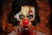 Clowns, Their not all fun and Games / by Judith Fisher