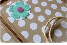 Lubylu's Stampin' Up projects / Creative packaging courtesy of the brilliance of Stampin' Up