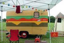 Camping / Fun camping ideas