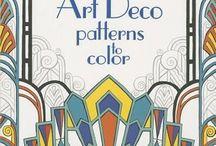 Art Deco / Tiles from Art Deco periods 1920-1941