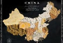 """Chinese (""""American"""") Food / by Judith Fisher"""