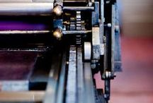 play / Letterpress Printing in the 21st Century.