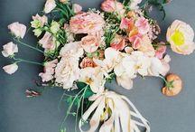 wedding fowers / by Vicki Grafton