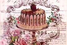 Cake / by Judith Fisher