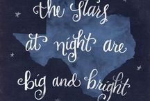The Stars at Night are Big and Bright. .