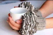 Knit & crochet items