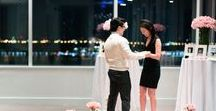 Pink In Paris / Milson hires The Heart Bandits to plan a Pink In Paris themed proposal in New York