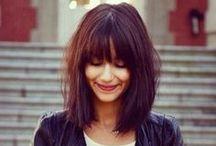 Hair Change Ideas / by Sarah Nichols