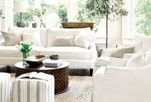 Home Love - Living Rooms / by Clean and Scentsible