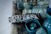 Turquoise Inspiration / aquamarine, azure, blue-green, mint, opalescent, teal, sea-green, verdigris...