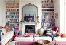 Bohemian Interiors /  Eclectic Spaces