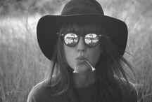 Wild & Free / Black & White Photography.
