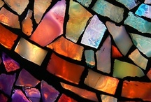 Mosaic / A gallery of mosaic art & artists who inspire me.