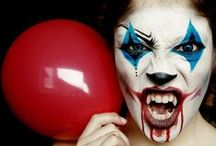 COSTUMES_ BODY PAINT_ HALLOWEEN / by Sinéad McCahey