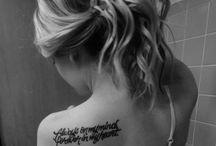 Ink. / by Jessica Daniel