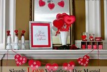 Valentine's Day / Recipes & all things Valentine's Day!