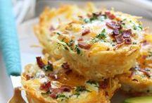 Breakfast Recipes  / by Kristin Thomas