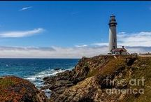 California West Coast / The photographs I have taken to capture the beautiful California West coast.  Lighthouse, Rugged California shores and more. All can be purchased as phone cases, pillow, greeting cards, prints on metal, canvas and more. Enjoy, DJ Laughlin