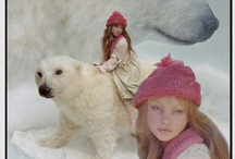 BJD Dolls and Critters / by Linda Hearn