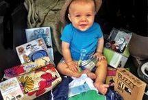 Baby & Kids / Baby and Kid products --  from mom inventors who solve issues and problems we have (had) while raising kids.