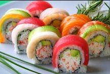 Sushi, Yes please / everything Sushi