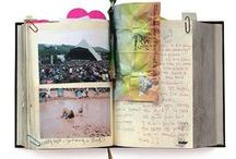 ART_ SKETCH BOOKS / by Sinéad McCahey