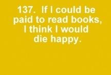 Book Stuff / by Katelyn S.