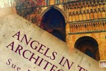 """""""Angels in the Architecture"""" / www.facebook.com/SueFitz50 / by Sue Fitzmaurice Author"""