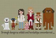 Cross Stitch Inspiration / by Sherry Moreno