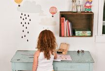 LITTLE ONES / Beautiful ideas for children's spaces