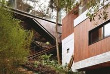 Hillside Home Exteriors / by Bonnie Barabas