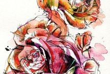 PRINT_ FLORALS / by Sinéad McCahey