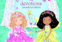 Princess parties / Give your daughter the one year My Princess Devotional and celebrate with a princess party!