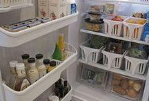 Organized Kitchen / by Wendy Dahl